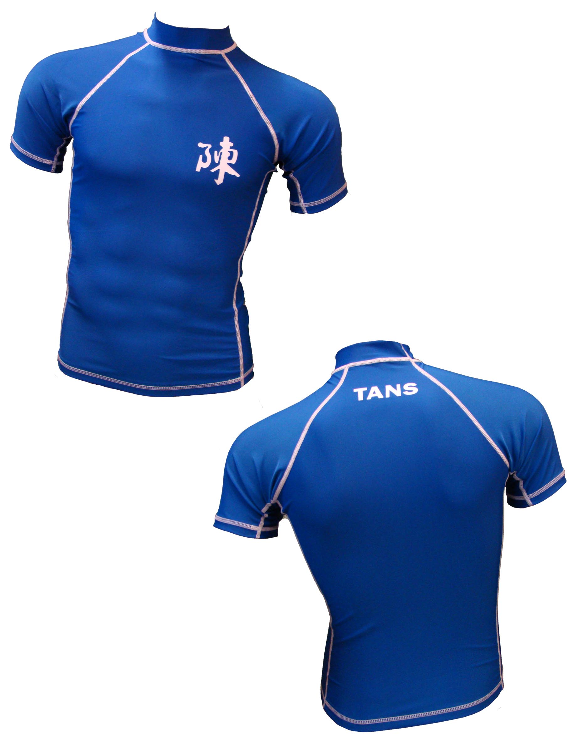 Rash Guard Short Sleeve-0