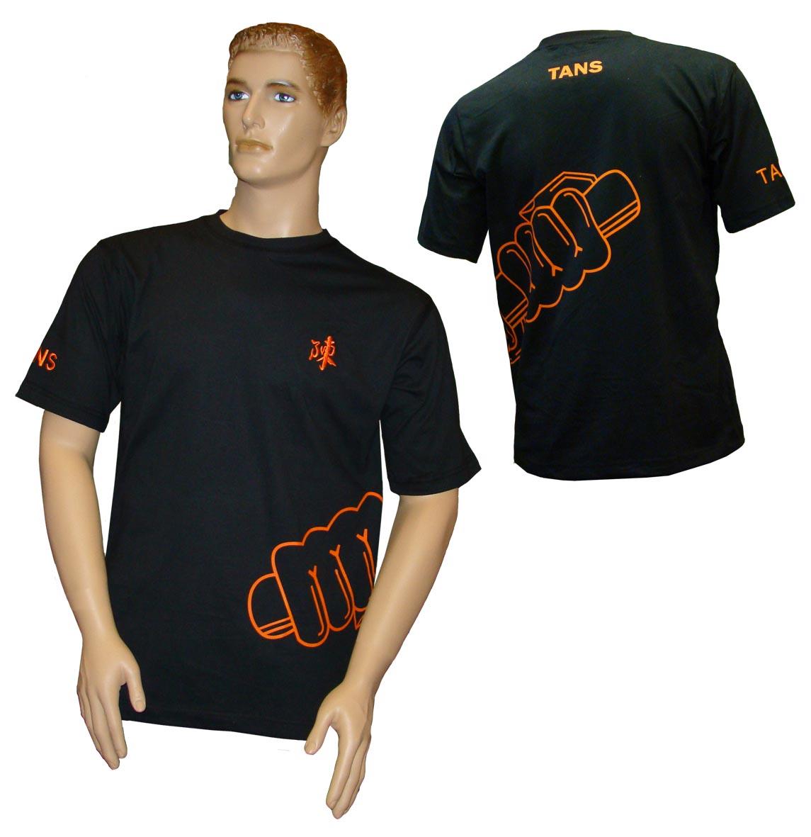 T.shirt Tans Body Fist-0