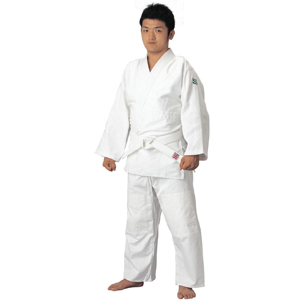 KuSakura Judo Uniform - Double Weave - Made in Japan-3