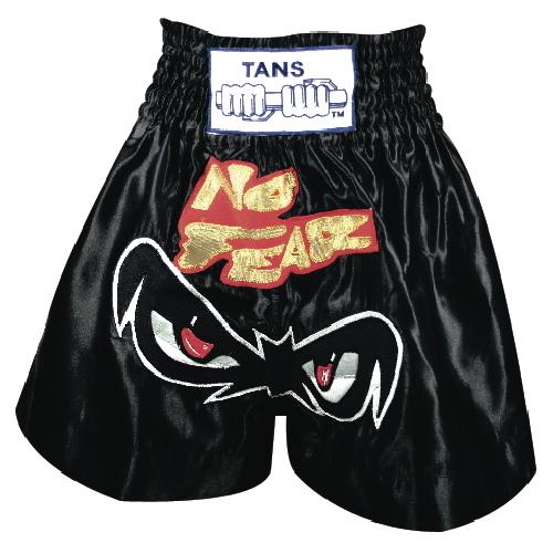 Thai Shorts Satin No Fear-0