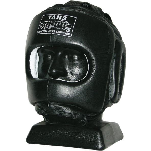 Head Guard Open Face-0