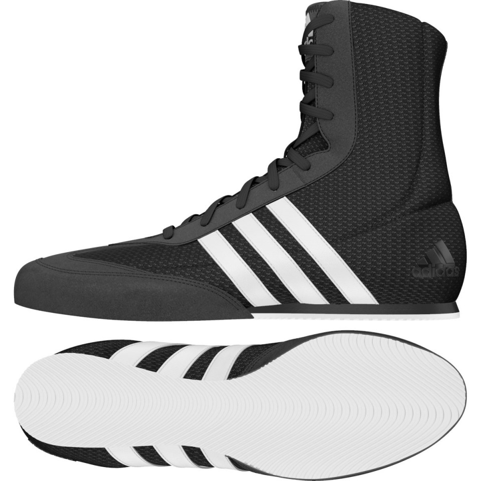 Adidas Boxing Shoes - Box Hog-3574