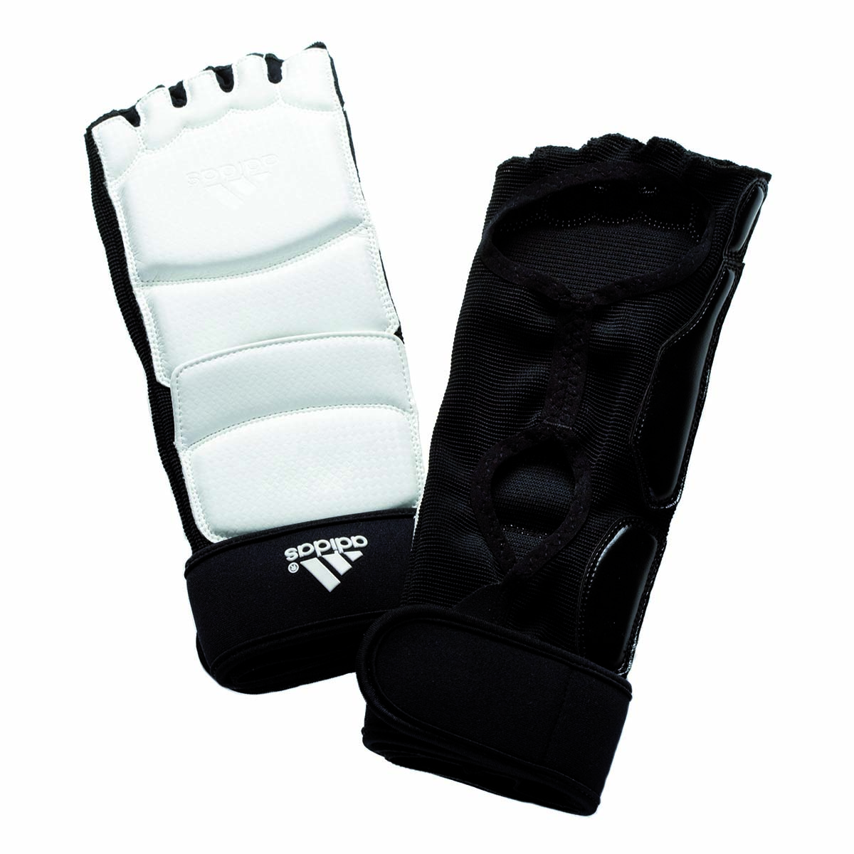 Adidas Fighter Foot Protectors WT Approved -0