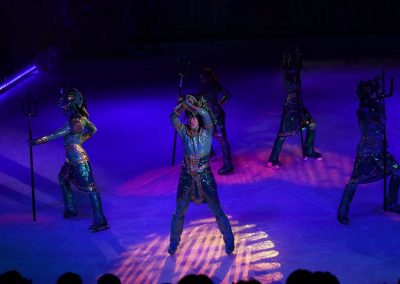 """Tans Martial Arts featured in """"1887"""" on the Royal Caribbean's the Harmony of the Seas"""